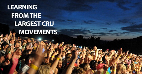 Largest Cru Movements