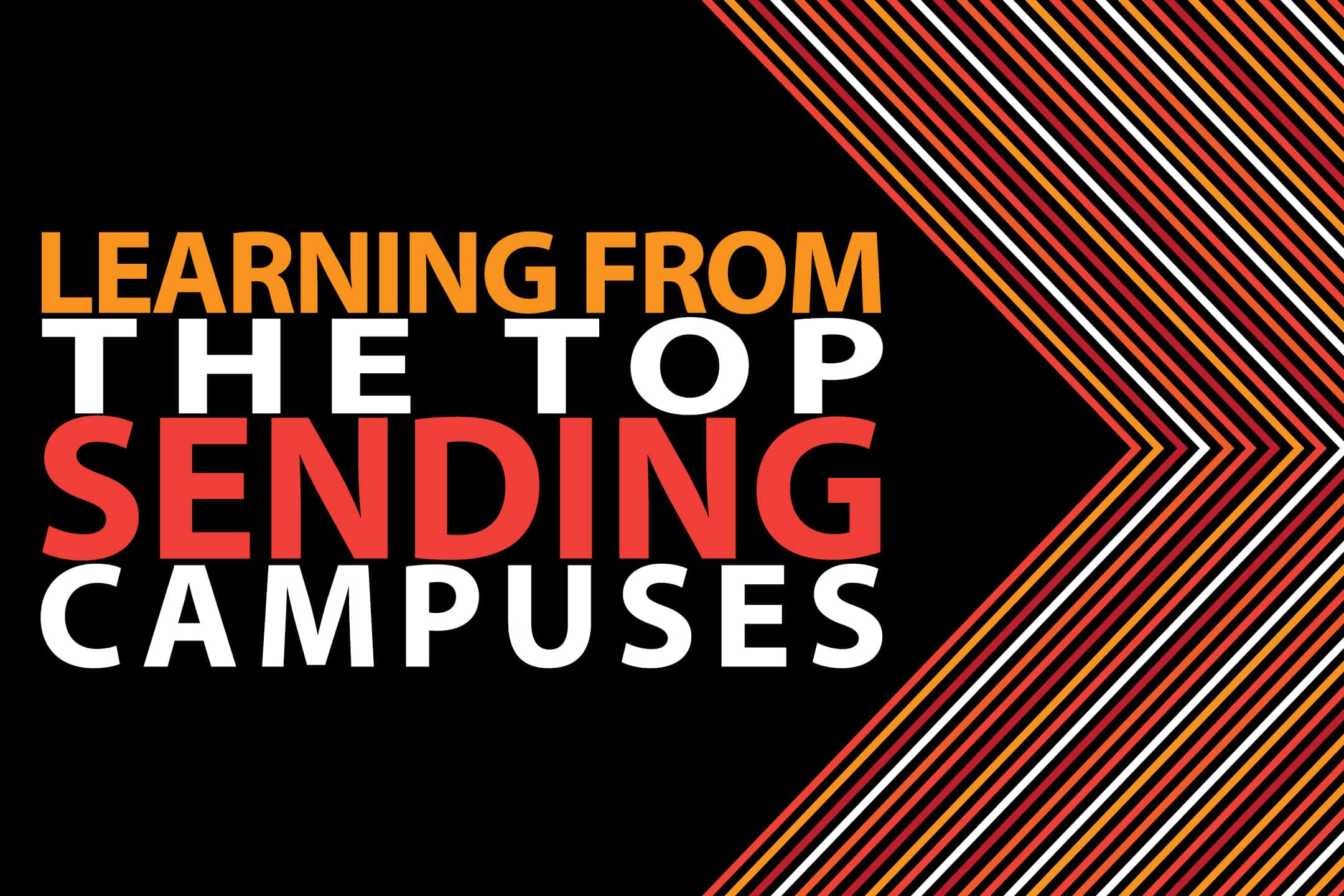 The Top Sending Campuses